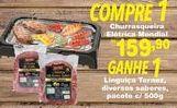 Oferta de Churrasqueira elétrica Mondial por R$159,9