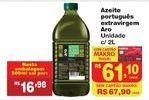 Oferta de Azeite Português extravirgem Aro 2L por R$61,1