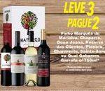 Oferta de Vinho Marquês de Marialva por