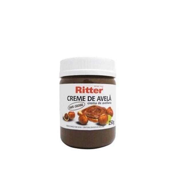 Oferta de Creme de Avelã Ritter Embalagem 250G por R$15,98