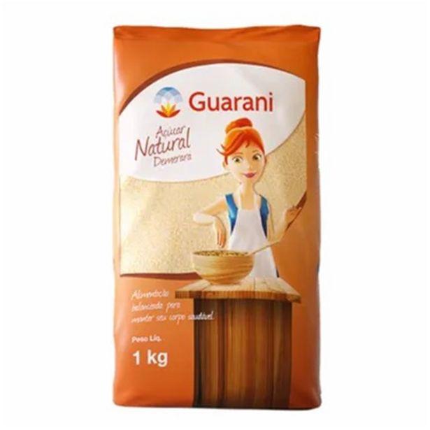Oferta de Açúcar Demerara Guarani Natural 1Kg por R$4,29