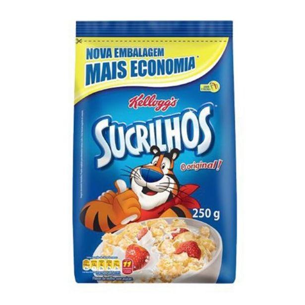 Oferta de Cereal Matinal Kellogg's Sucrilhos Unidade 250G por R$7,29