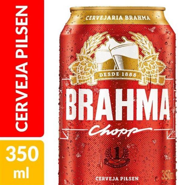 Oferta de Cerveja Brahma 350Ml por R$2,35