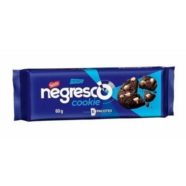 Oferta de Cookies Nestle Negresco 60G por R$2,42