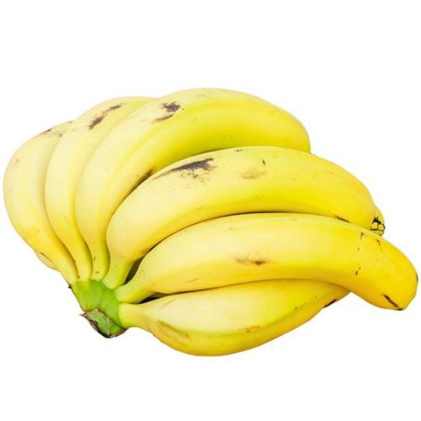 Oferta de Cacho de Banana Caturra Kg por R$2,99