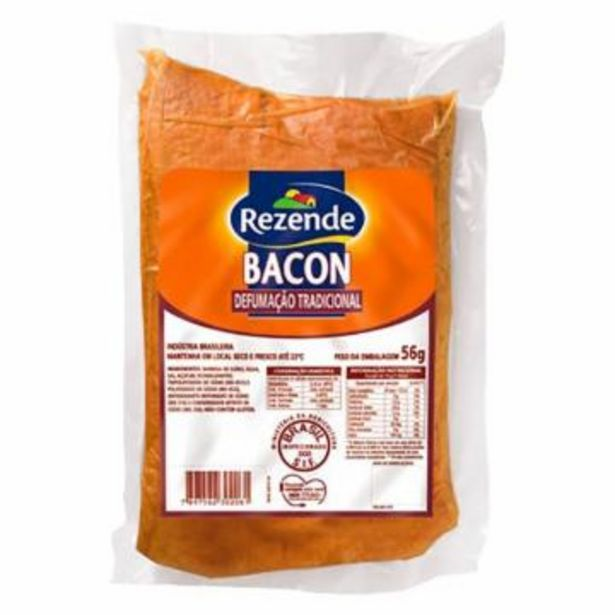 Oferta de Bacon Rezende Manta Kg por R$34,99