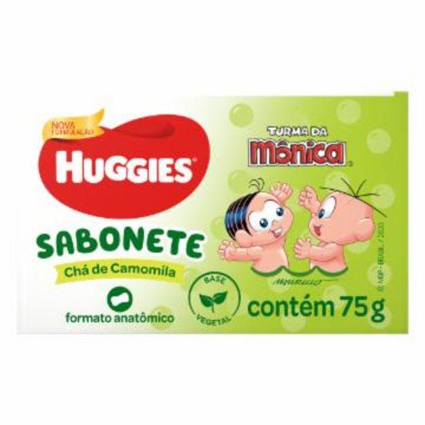 Oferta de Sabonete Huggies T/monica Cam/aloe Vera 75G por R$2,99