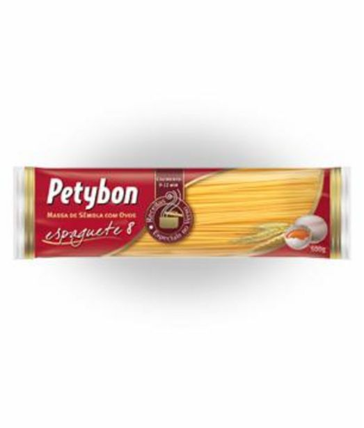Oferta de Mac Petybon C/ovos Espaguete 8 500G por R$2,99