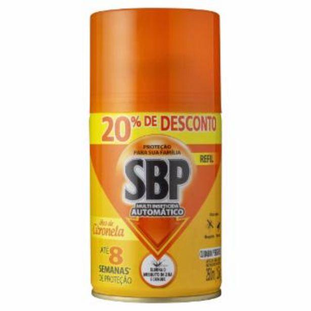 Oferta de Ins Sbp Automatico Citro Ref 20%desc 250Ml por R$29,89