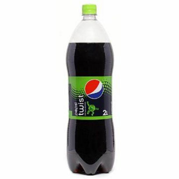 Oferta de Ref Pet Pepsi Twist Trad 2L por R$5,29