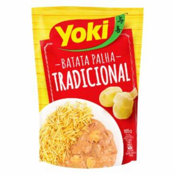 Oferta de Batata Yoki Palha 105G por R$6,79