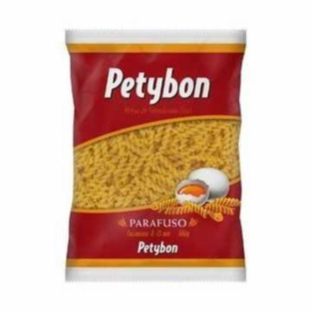 Oferta de Mac Petybon C/ovos Parafuso 500G por R$2,99