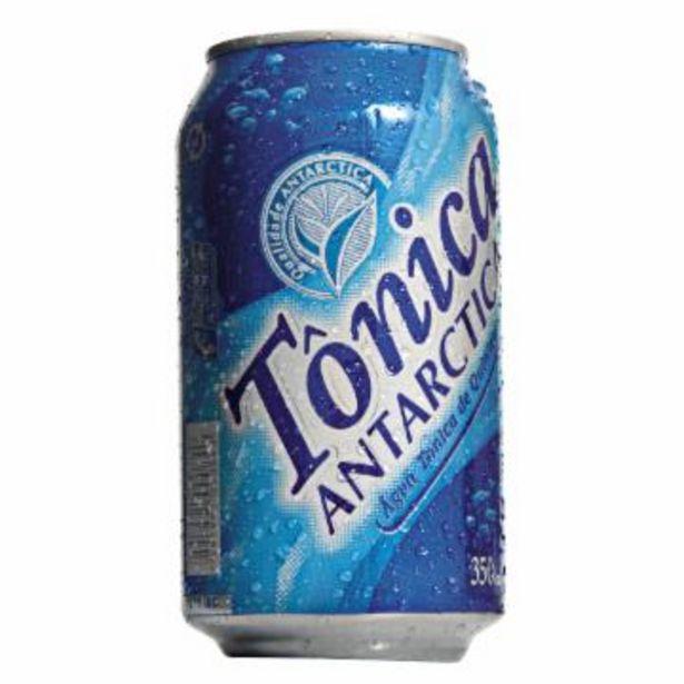 Oferta de Tonica Antarctica Lata 350Ml por R$3,15