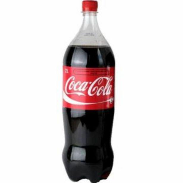 Oferta de Ref Pet Coca Cola Trad 2L por R$6,49