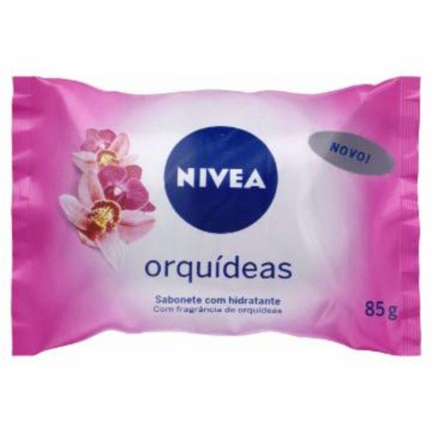 Oferta de Sabonete Nivea Orquideas 85G por R$2,19