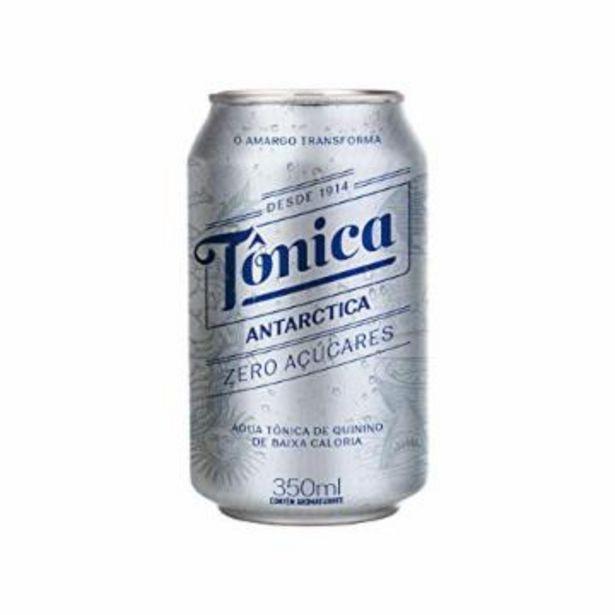 Oferta de Tonica Antarctica Zero Lata 350Ml por R$1,99