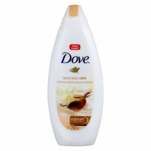 Oferta de Sabonete Dove Karite 250Ml por R$13,45
