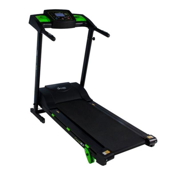 Oferta de Esteira Eletrônica Dream Fitness Concept 2.1 Monitor... por R$2099,61