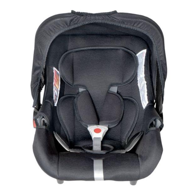 Oferta de Bebê Conforto Styll Baby G0+ 0 a 12 Meses Até 13kg - Preto por R$206,91