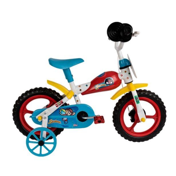 Oferta de Bicicleta Infantil Aro 12 Styll Baby Senninha - Azul... por R$259,11