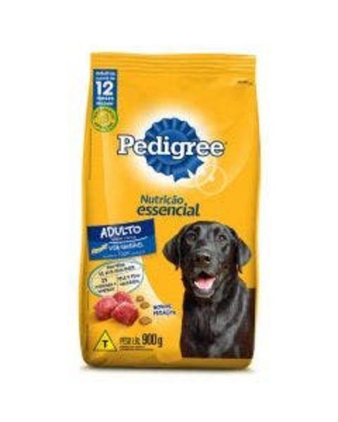 Oferta de Alimento para Cães Pedigree Adulto Nutrição Essencial 900g por R$15,99