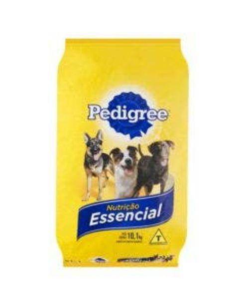 Oferta de Alimento para Cães Pedigree Adulto Nutrição Essencial 10,1kg por R$109,9
