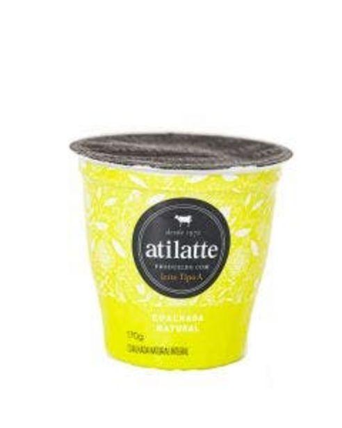 Oferta de Coalhada Ati Latte Natural 170 g por R$3,29