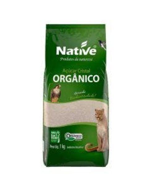 Oferta de Açúcar Native Cristal Orgânico 1kg por R$5,99