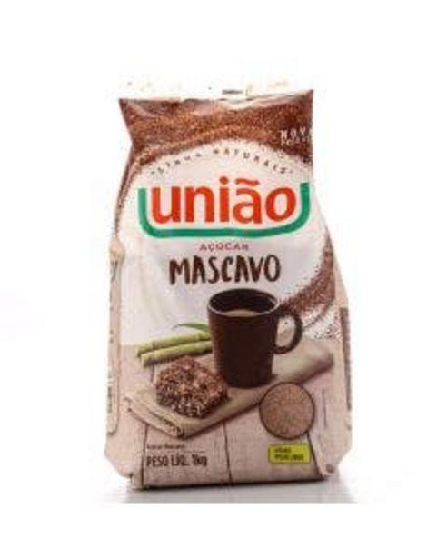 Oferta de Açúcar União Mascavo 1kg por R$21,99