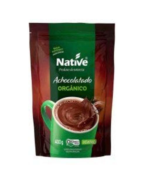 Oferta de Achocolatado Native em Pó Orgânico 400g por R$17,9