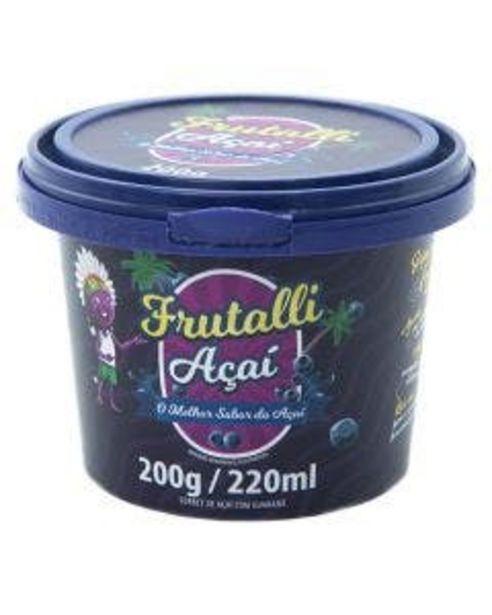 Oferta de Açaí Frutalli com Guaraná 220ml por R$9,9