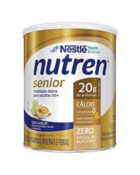 Oferta de Composto Lácteo Nutrem Sênior sem Sabor 370g por R$67,9
