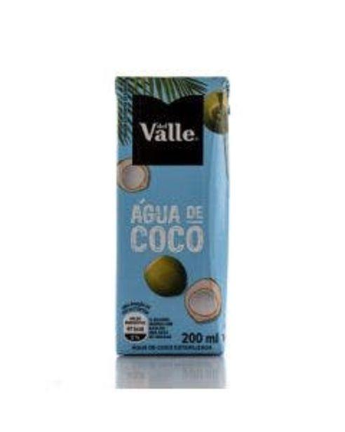 Oferta de Água de Coco Del Valle 200ml por R$2,69