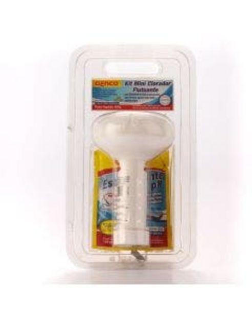 Oferta de Kit Genco Mini Clorador Flutuante 300g por R$48,99