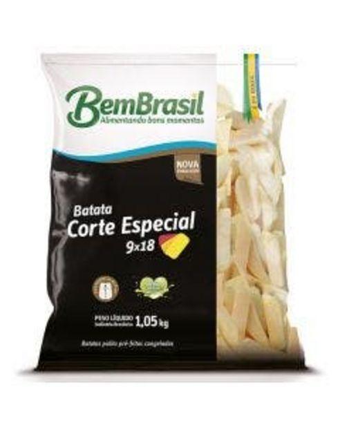 Oferta de Batata Bem Brasil Corte Especial 1,05kg por R$12,9