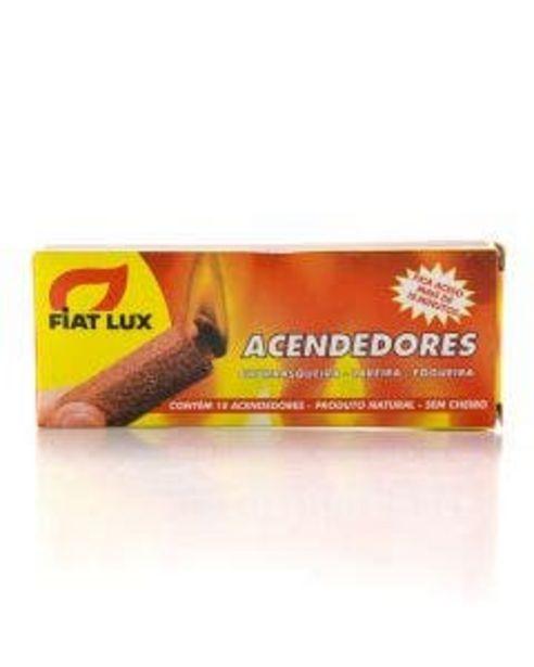 Oferta de Acendedor Bastão Fiat Lux 10Unidades por R$16,99
