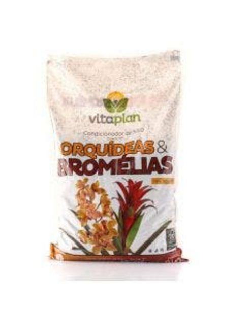 Oferta de Substrato Vita Plan para Orquídeas e Bromélias 2kg por R$22,9