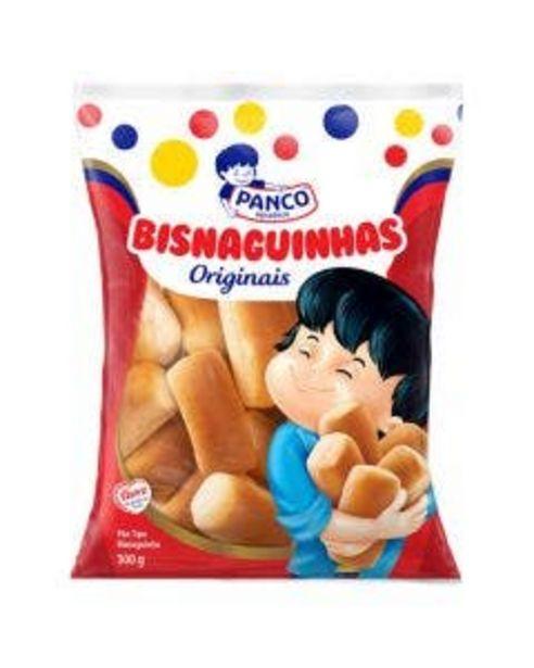 Oferta de Bisnaguinha Panco 300g por R$6,59