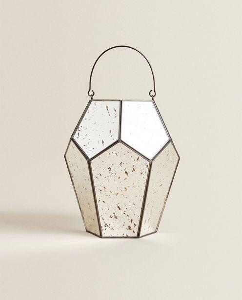 Oferta de Lanterna Geométrica por R$259,9