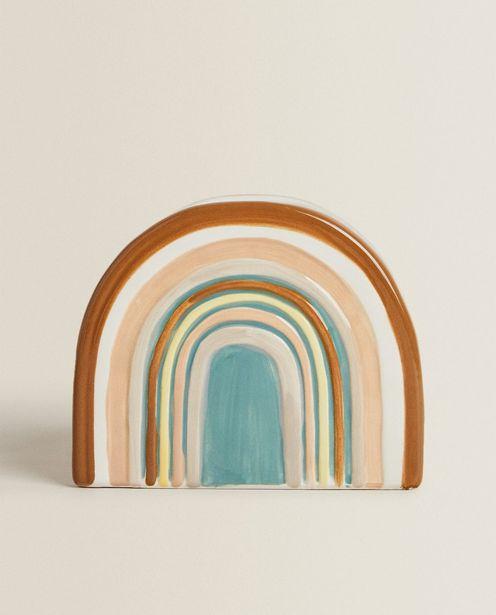 Oferta de Copo Cerâmica Arco-Íris por R$129,9
