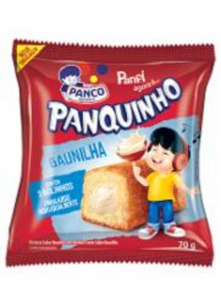 Oferta de PANFI PANCO 70g BAUNILHA por R$2,49