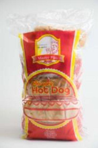 Oferta de PAO HOT DOG MASTER PAES 500g por R$5,99