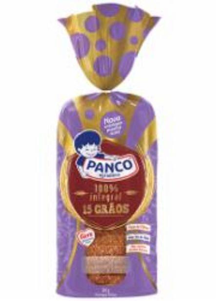 Oferta de PAO 15 GRAOS PANCO 380g por R$6,99