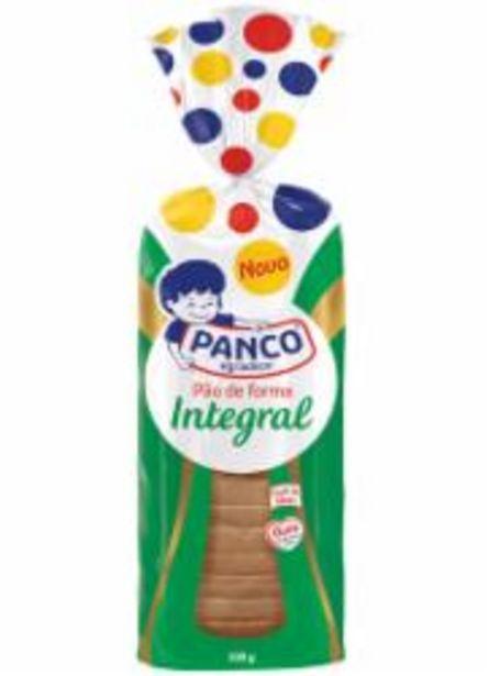 Oferta de PAO INTEGRAL PANCO 500g por R$5,99