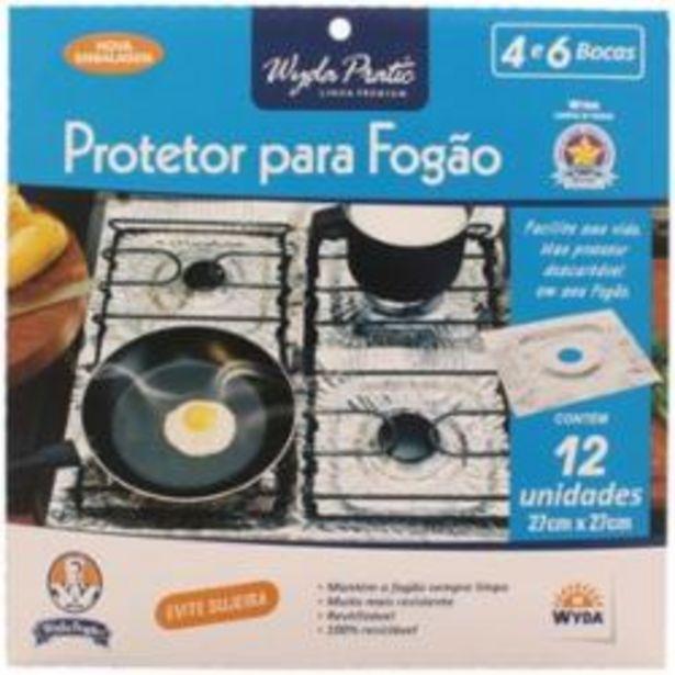 Oferta de FORRA FOGAO WYDA C12 por R$10,99
