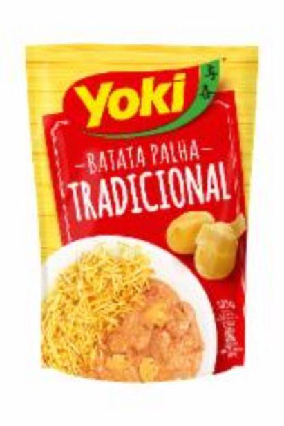 Oferta de BATATA PALHA YOKI 105g TRADICIONAL por R$5,99