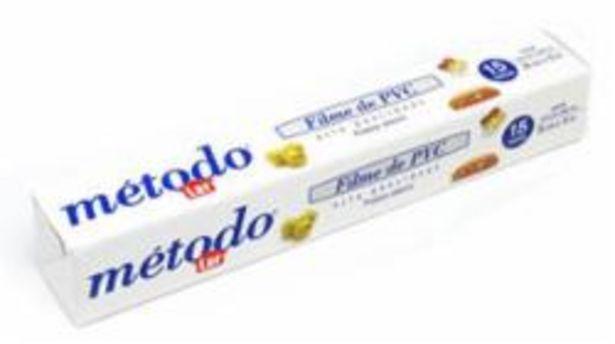 Oferta de FILME PVC METODO 15X28 por R$6,19