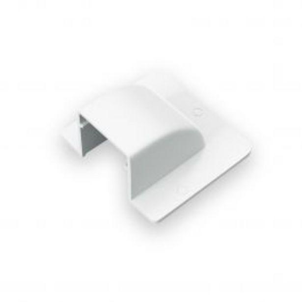 Oferta de Entrada Parede Helaclima EPAC3030 30X30mm por R$12,99