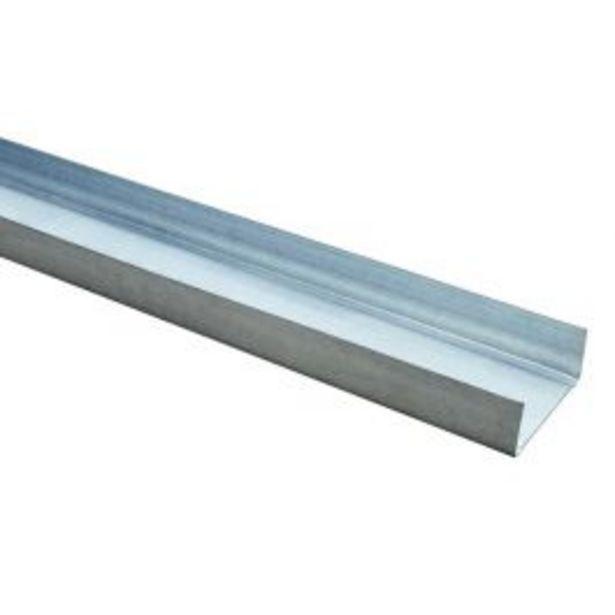 Oferta de Guia Drywall 70mm 3m por R$26,89
