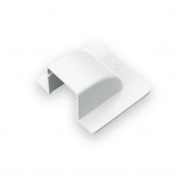 Oferta de Entrada Parede Helaclima EPAC8080 80X80mm por R$14,99